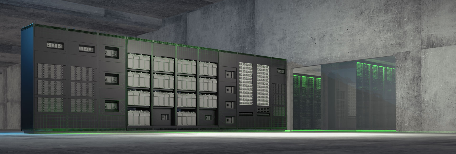 Modular power solutions provide unprecedented power availability